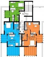 Block A, 6 floor
