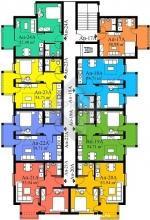 Block A, 2 floor