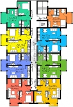 Block A, 3 floor