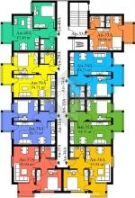 A block, 4 floor