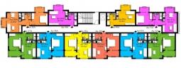 5 floor, 3