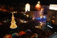 Today 6 of December 2016 Nikulday in Bulgaria, here in Burgas