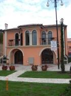 Luxury villas near the beach in Elenite