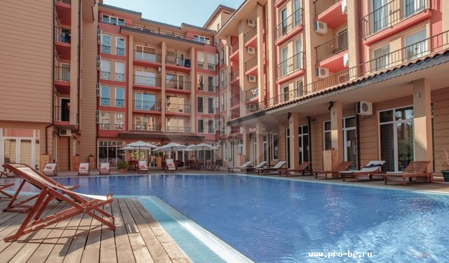 Luxury apartments for sale in Bulgaria