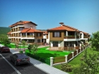 Villas and apartments with a sea view