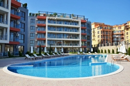 Luxury apartments by the sea in Bulgaria
