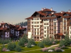 apartments for sale in the ski resort.