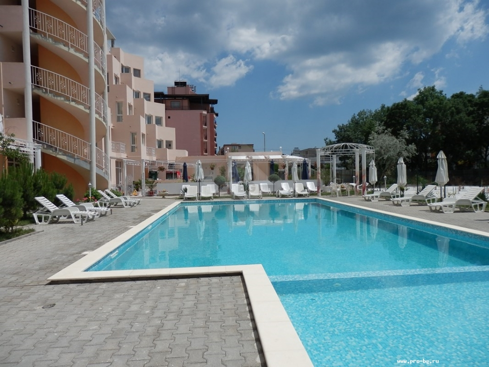 Sea apartments for sale in Sunny Beach for reasonable price