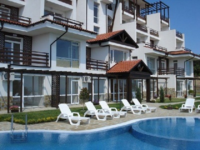 apartmets in St. Vlas