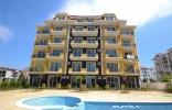luxury apartments on the sea