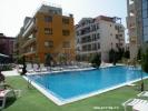 Apartment view in Bulgaria