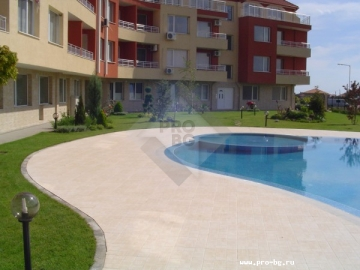 Resales in Bulgaria - one bedroom apartment in the city of Varna