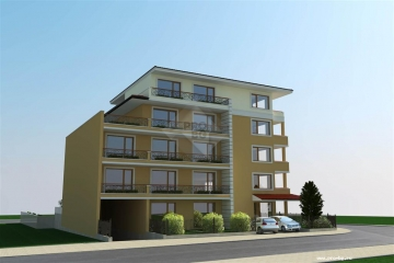 Villa Rosa - to buy an apartment in Bulgaria near the beach
