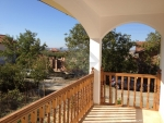 New house in Konstantinovo village in 10 minutes drive to the sea