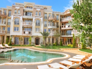 Apartments for sale near the beach in residential complex Mellia Residence