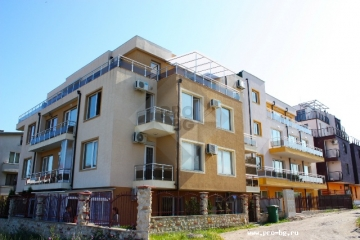 Apartment in Bulgaria near the beach - apartments in Ravda for sale