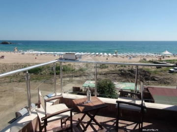 Buy property in front line in Bulgaria sea resort - sea view apartment for sale
