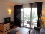 Beachfront apartment for sale on front line of Sunny Beach resort