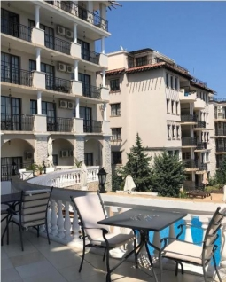 Front line apartment for sale in Obzor